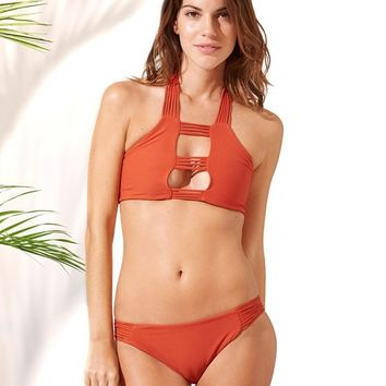 Poema Swim - Designer Halter Top
