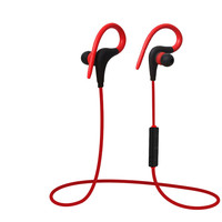 Sports Wireless Stereo Bluetooth Earphones With Microphone in ear Headphones for Phone Computer PB 2.0 Ears hang
