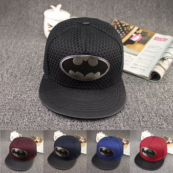 [Free Shipping] Batman Hat For Men Women