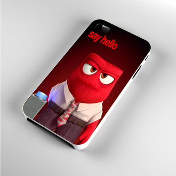 Anger iPhone 4s Case