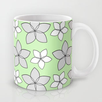 Plumeria Love Mug by tzaei | Society6