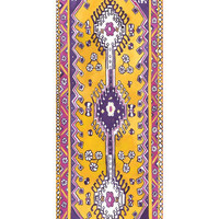 HAPPY BABY AMETHYST TRADITIONAL MAGIC CARPET YOGA MAT
