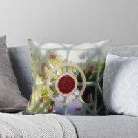 'The Circle of Life' Throw Pillow by cjcphotography
