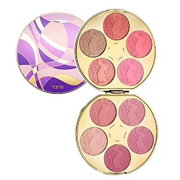 Tarte Works of Tarte Color Wheel Amazonian Clay Blush Palette