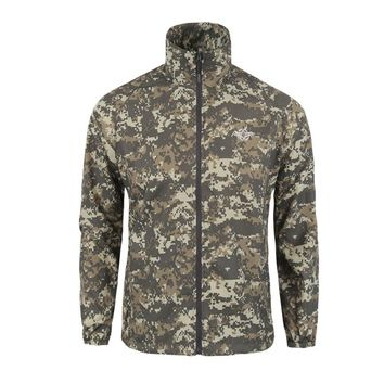 Camouflage Windproof Lightweight Quick Dry Outdoor Jacket Men Hoodie Sun Protection Hiking Hunting Coat Climbing Fishing Cagoule