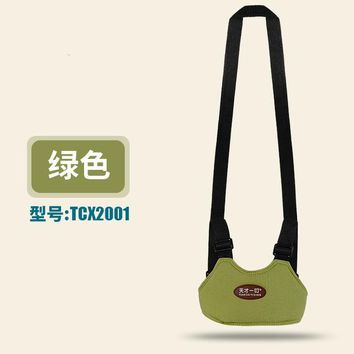 Toddler Backpack class 2017 New Kid Keeper Baby Safety Harness Toddler Child Harnesses Backpack Anti-lost Walking Assistant Wings Walker Belt AT_50_3