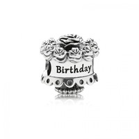 PANDORA Happy_Birthday Charm, Cake, 791289 - Pandora Mall of America, MN