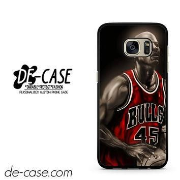 Michael Jordan Poster DEAL-7162 Samsung Phonecase Cover For Samsung Galaxy S7 / S7 Edg