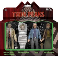 Twin Peaks | ACTION FIGURE [4 PACK]