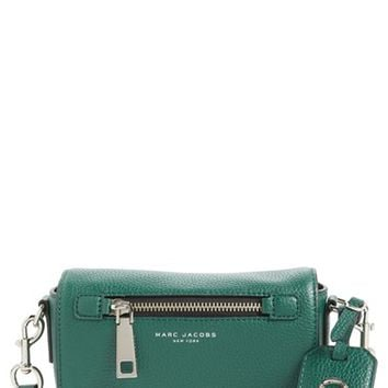 MARC BY MARC JACOBS 'Gotham City' Leather Crossbody Bag | Nordstrom