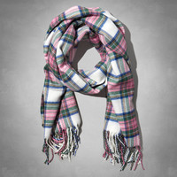 cozy winter scarf
