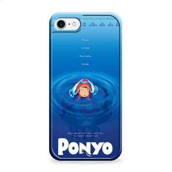 Disney Ponyo 1 iPhone 7 | iPhone 7 Plus case