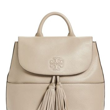 Tory Burch 'Thea' Leather Backpack | Nordstrom