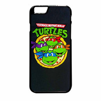 Teenage Mutant Ninja Turtles Cute iPhone 6 Plus Case