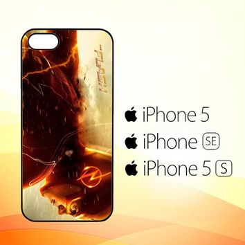 The Flash R0119  iPhone 5|5S|SE Case