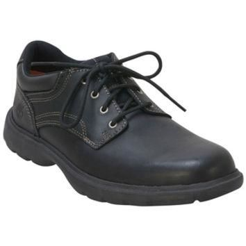 Timberland Earthkeepers Richmont Plain Toe 5051A Black Oxfords