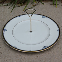 Royal Doulton Fine Bone English China Princeton pattern tidbit tray