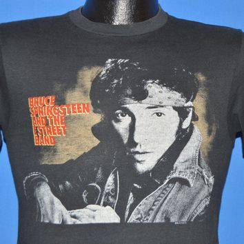 80s Bruce Springsteen World Tour t-shirt Small/Extra Small