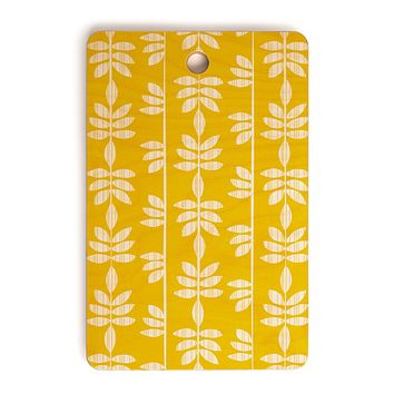 Heather Dutton Abadi Sunburst Cutting Board Rectangle