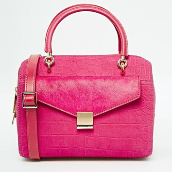 Ted Baker Small Bowler Bag with Removable Clutch