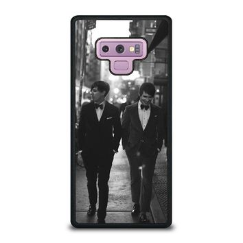 DAN AND PHIL Samsung Galaxy Note 9 Case