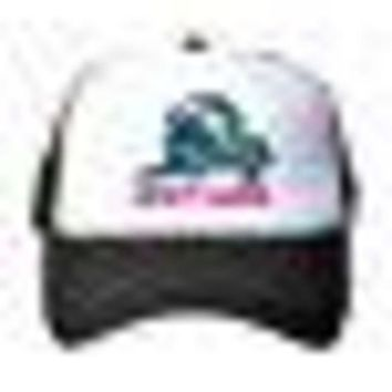 Jeep Girl Children's Fashion Style Adjustable Baseball Caps