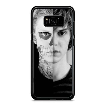 American Horror Story Skull Tate Samsung Galaxy S8 Case
