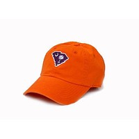 SC Clemson Gameday Hat in Orange by State Traditions
