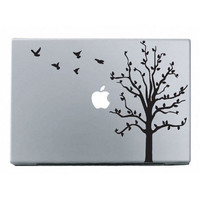 High Quality - Tree MacBook Decal Mac Apple skin sticker