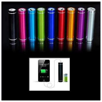 Power Roll Lipstick External Charger