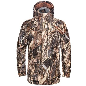 2018 Sitex Gear youth true Timber 4 in 1 Waterproof Insulated Parka