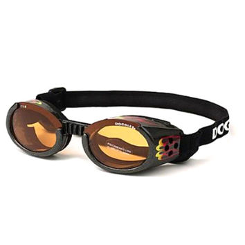 Doggles ILS Goggles — Racing Flames