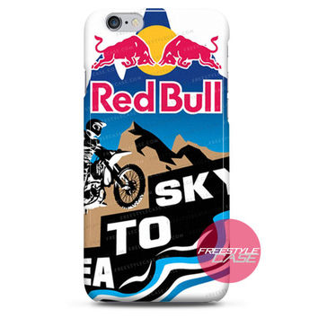 Sea To The Sky - Canadian Off Road - Motocross Performance Magazine iPhone Case 3, 4, 5, 6 Cover