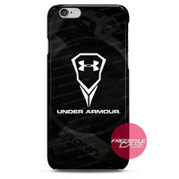 Under Armour Black Logo  iPhone Case 3, 4, 5, 6 Cover