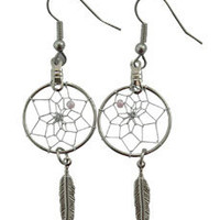 Deamcatcher earrings