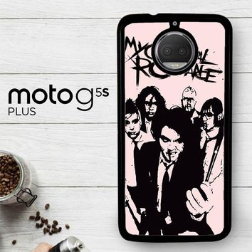 My Chemical Romance V0460  Motorola Moto G5S Plus Case