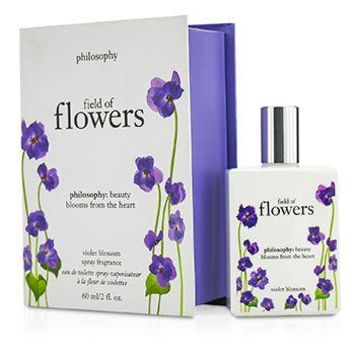 Philosophy Field Of Flowers Violet Blossom Eau De Toilette Spray Ladies Fragrance