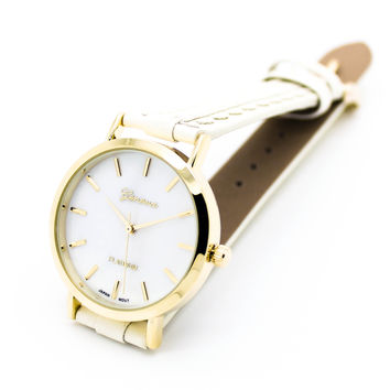 Bella strap watch (3 colors)