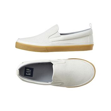 Gap Boys Perforated Slip On Sneakers