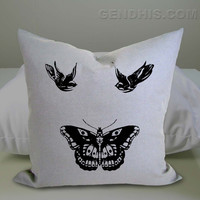 Harry styles Tattoo Matchingpalace 302 Pillow Case, Pillow Cover, Custom Pillow Case