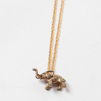 Elephant Luck Necklace