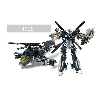 New Arrival ABS Plastic Transformation Robot Action Figure Toys Car Model Boy gifts Deformation robot Toys for Christmas Gift