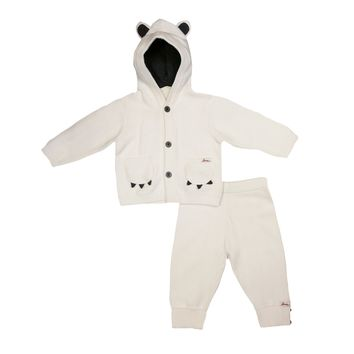 ED 2-Piece Hooded Bear Sweater and Pants