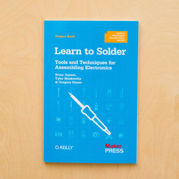 Learn to Solder, 1Ed (PDF)