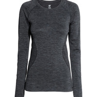Seamless Outdoor Top - from H&M