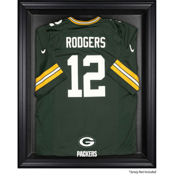 Green Bay Packers Fanatics Authentic Black Framed Jersey Display Case