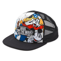 Boys Disney Classic Patch Trucker Hat | Shop at Vans