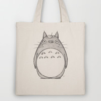 My Neighbor Tote Bag by Beth Thompson