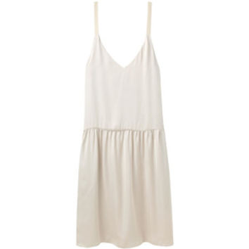 Organic by John Patrick Drop Yoke Dress