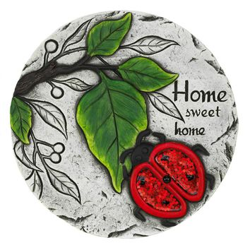 Garden Stepping Stone Home Sweet Home
